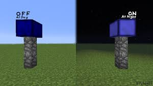 How To Make A Lamp In Minecraft Photo
