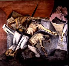 Famous Spanish Mural Artists by Jose Clemente Orozco Master Muralist Shines In An Overwhelming