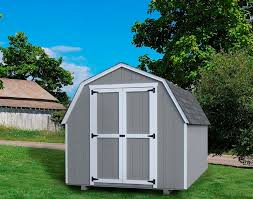 8x8 Storage Shed Kits by Little Cottage Company Playhouses Chicken Coops Wood Sheds Diy