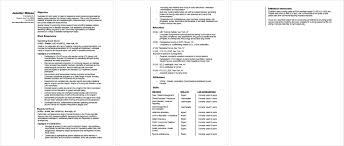 Sample Resume For Rn Position An Career Changer Certified Nursing Assistant