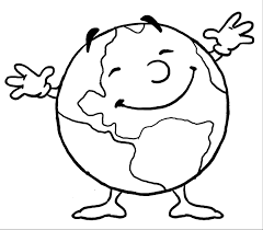 Environment Amazing To Make The Earth A Smile Coloring Pages For