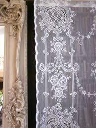 amazing idea lace curtain panels highland rose olivia french