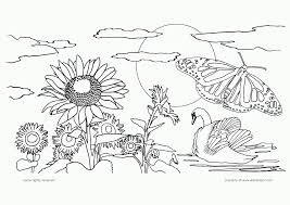 Category Free Coloring Pages Nature Scenes Page 0 Kids