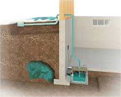 drain tile basement system new basement and tile ideas