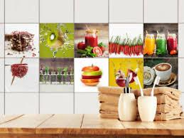 details zu fliesenaufkleber küche 15x15 10x10 20x20cm fliesenfolie obst gemüse kräuter