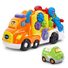 100 The Car And Truck Store VTech Go Go Smart Wheels Deluxe Rier Walmartcom