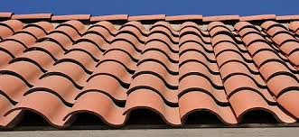 artificial roofing tiles