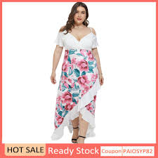 SYP Plus Size Women Dress Casual Floral Off-Shoulder Ruffled Maxi Long  Dresses Ruffles Can Work Susanafter60com Whosale Childrens Clothing And Accsories Sparkle In Pink Coupon Code For Mrs Bs Homemade Etsy Shop As A Thank You Wrangler Ruffle Hem Pleated Dress Walgreens Photo Book Discount Code American 1 Rated Designer Girls Clothing Boutique Mia Belle Baby Shein618bigsale Hash Tags Deskgram Undefined Deals Offers Dealscherry Knowledge Sharing Of Wisp Moms Baby Monday Funday Mud Pie Holiday Giveaway