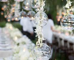 30 Ways To Use Hanging Glass Globes At Your Wedding Hi Miss Puff