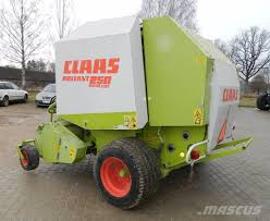 Christmas Tree Baler For Sale by Used Claas Rollant 250 Roto Cut Round Balers Price 14 990 For