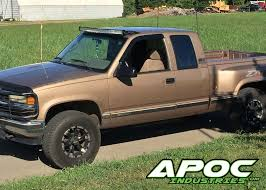 89-98 Chevy C/K Truck Apoc Roof Mount For 52 | Products | Pinterest ...