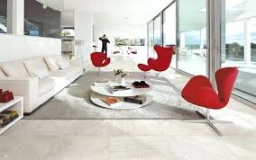 Awesome White Floor Tiles For Living Room Y2045617