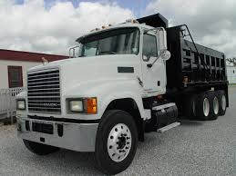 Large Plastic Tonka Dump Truck As Well 2006 Mack Tri Axle And 30 ...