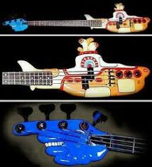 Smashing Pumpkins Luna Bass Tab by Amazing Luna Basses With A Henna Design Luna Instruments And