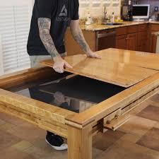 game table building plans wood whisperer guild diy game table