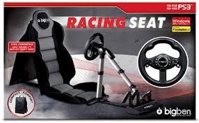siege volant ps3 wireless racing seat ps3 windows vista ps2 amazon co uk pc