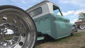 Cummins Powered Turbo Diesel Dually Chevy C30 Pickup Truck - YouTube