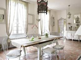 French Decorating Ideas Country Dining Modern Style Room Decor