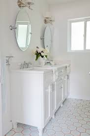 excellent blue hexagon bathroom floor tiles design ideas
