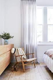 Allowing The Sheer Linen Curtains From Unique Fabrics
