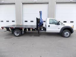 100 F550 Truck NEW PM 6023 KNUCKLE BOOM ON NEW 2019 FORD TRUCK BIK Boom S
