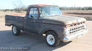 1965 Ford F100 Pickup Truck | Item DB5090 | SOLD! February 7... 1965 Ford F100 Pickup Presented As Lot F165 At Monterey Ca Icon Creates Modern Classic From Fseries Crew Cab Fordtruck F250 65ft9974d Desert Valley Auto Parts Hot Rod Network Project Truck Chevrolet Small Blockpowered Ford Truck Bad 65f Pin By Anthonylane Rawlings On Ibeam G501 Kissimmee 2016 F 100 Custom Id 27028 With A Dodge Ram Powertrain Engine Swap Depot Classic Cars 300 6 Cylinder