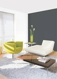 moderne wandgestaltung in schwarz und weiß alpina farbe