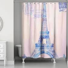Pink And Purple Ruffle Curtains by Buy Purple Shower Curtains From Bed Bath U0026 Beyond