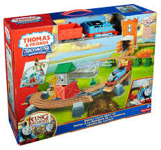 Thomas The Train Tidmouth Sheds Playset by Thomas U0027 Castle Quest Set Thomas And Friends Trackmaster Wiki