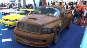 Dodge Ram SRT-10 Viper Powered