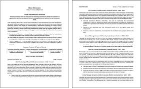 Two Page Resume Sample Best 1 Indeed Resumes Templates Bl