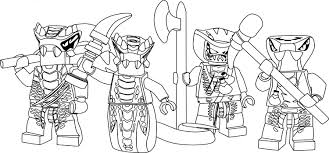 Free Printable Ninjago Coloring Pages For Kids And