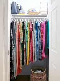 Kondo Advises Hanging Clothes So That The Line Along Bottom Slopes Upward It Adds