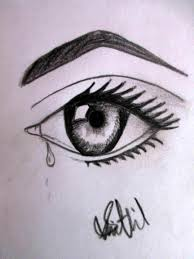 3456x4608 Pictures Simple Drawings Of Eyes Crying Step By