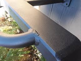 Duplicolor Bed Armor Spray by Opinions On Slider Finish Out Jeep Cherokee Forum