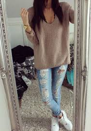 33 Awesomely Cute Back To School Outfits For High