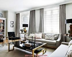 wohnzimmer gardinen modern schick moderne gardinen für