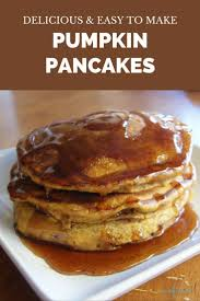 Easy Pumpkin Pancake Recipe by The 25 Best Pumpkin Pancakes Ideas On Pinterest Gluten Free