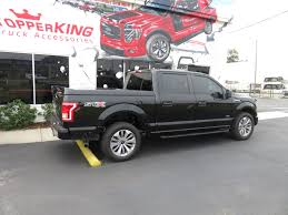 100 All Black Truck 2015 Ford F150 Leer 750 SPORT Tonneau Cover TopperKING