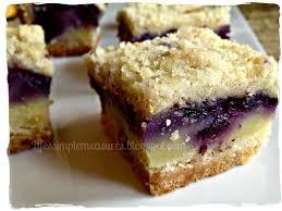 Krusteaz Pumpkin Pie Bar Calories by Life U0027s Simple Measures Blueberry Pie Bars