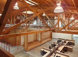 104 Bowstring Truss Design In We 5 Curved Roof Conversions Architizer Journal