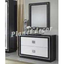 commode chambre adulte design commode chambre adulte krystel sans miroir achat vente commode