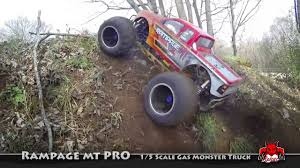 Rampage MT PRO 1/5 Scale Gas Rc Truck - YouTube