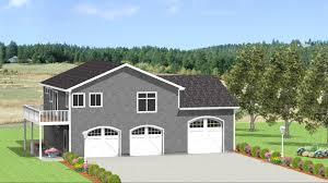 Apartment garage plans from Design Connection LLC house plans