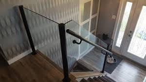 Interior Glass Railings | DeckView Glass & Railing Calgary Glass Stair Rail With Mount Railing Hdware Ot And In Edmton Alberta Railingbalustrade Updating Stairs Railings A Split Level Home Best 25 Stair Railing Ideas On Pinterest Stairs Hand Guard Rails Sf Peninsula The Worlds Catalog Of Ideas Staircase Photo Cavitetrail Philippines Accsories Top Notch Picture Interior Decoration Design Ideal Ltd Awnings Wilson Modern Staircase Decorating Contemporary Dark