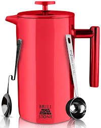 10 Cup French Press Coffee Maker