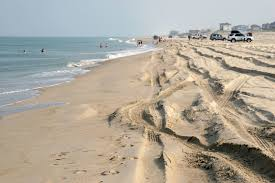 100 Coastal Truck Driving On The Beach OuterBankscom