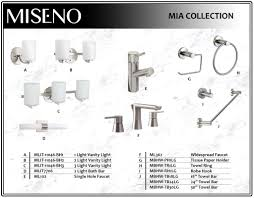 Grohe Concetto Faucet Spec Sheet by Faucet Com Mno102cp In Polished Chrome By Miseno