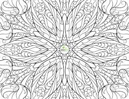 Freedom Flower Difficult Coloring Pages For Adults