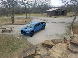 100 Truck Pro Tulsa FS OK 2018 Cavalry Blue Tacoma World